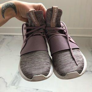 Adidas Tubular Tennis Shoes
